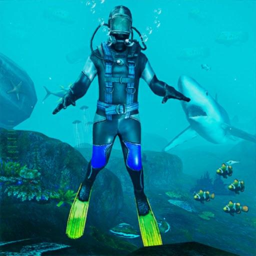 Scuba Diving: Raft Survival 20