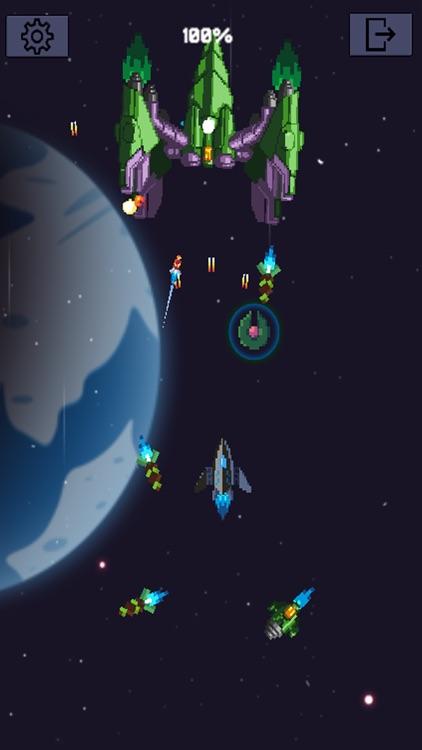 Galaxy war, Space shooter screenshot-4
