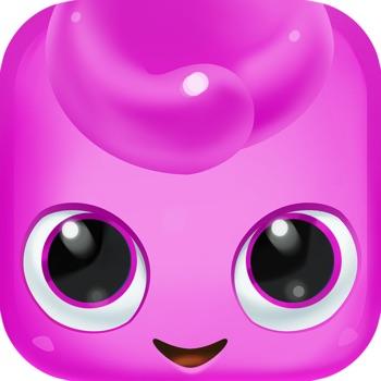 Jelly Splash Match-3 spel