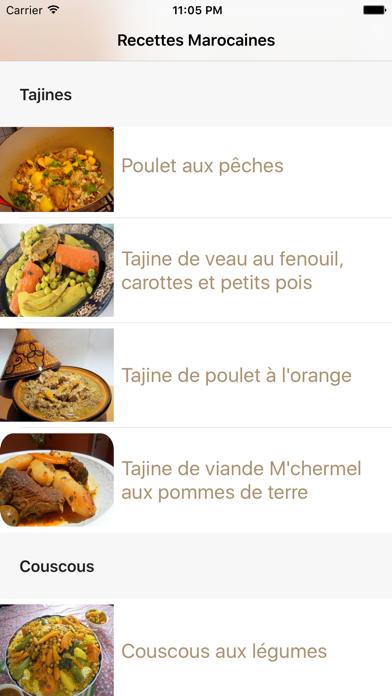 点击获取Cuisine Marocaine (sans internet)