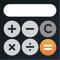 App Icon for myCalc: Calculator + App in Poland IOS App Store