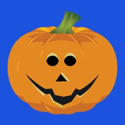 Halloween Pumpkin emoji smiley