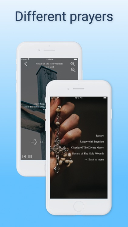 RosaryMate - Holy Rosary audio screenshot-6