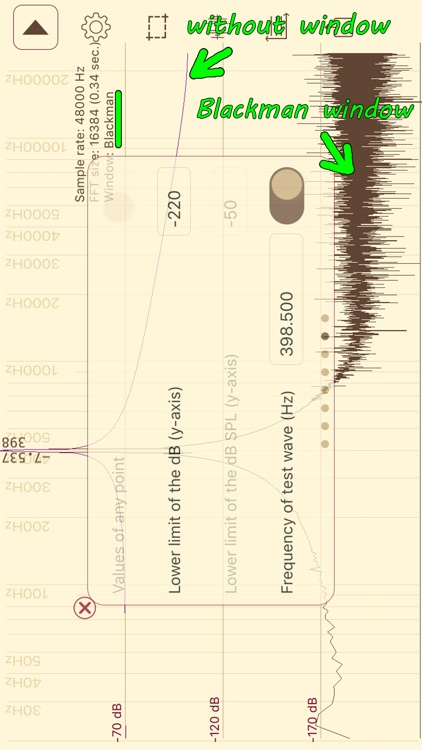 Sound Spectrum Analysis screenshot-9