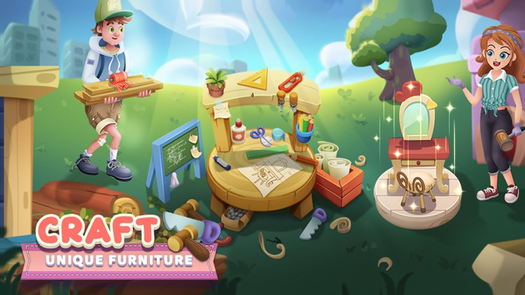 Craftory - Idle Factory & Home