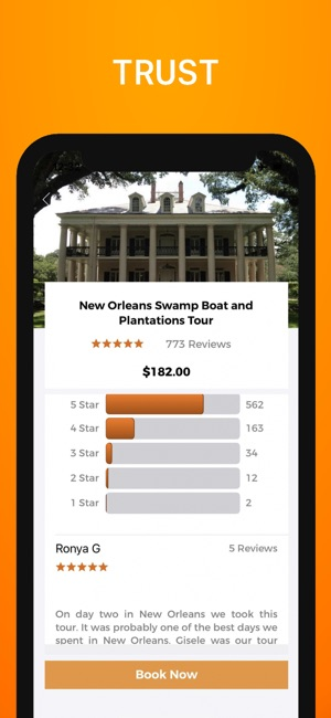 New Orleans Travel Guide on the App Store