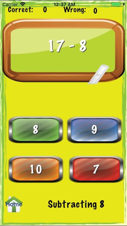 First Grade Math Magic screenshot-4