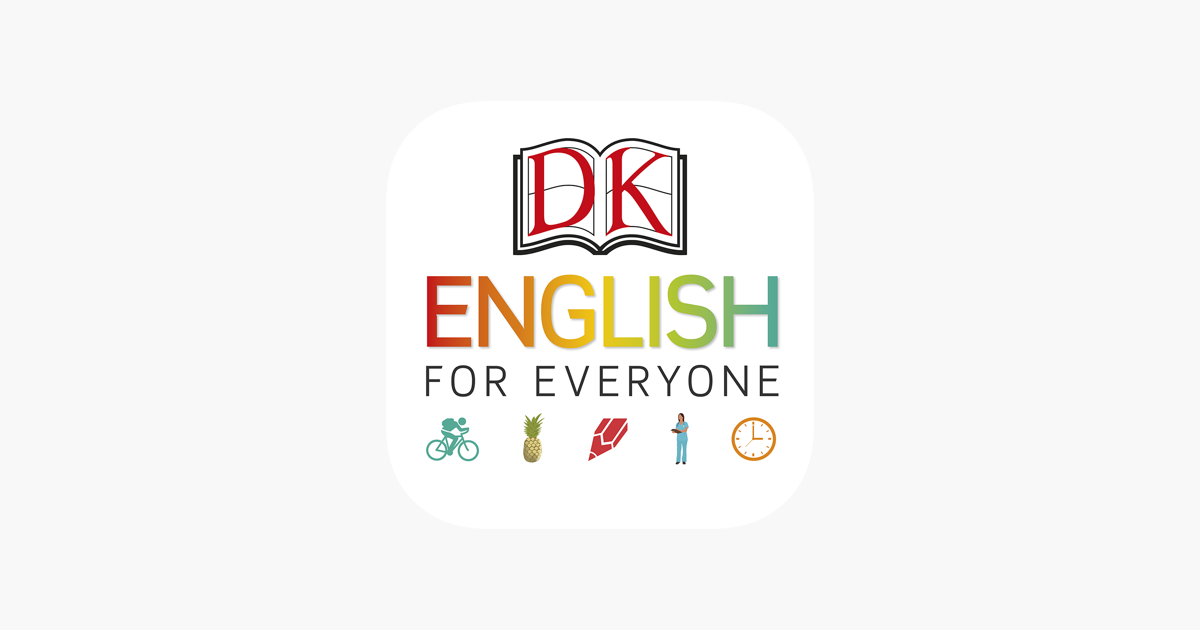 DK English for Everyone on the App Store