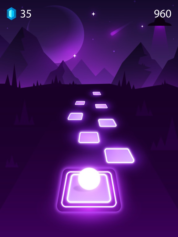 Tiles Hop - EDM Rush screenshot 11