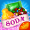App Icon for Candy Crush Soda Saga App in Brazil IOS App Store