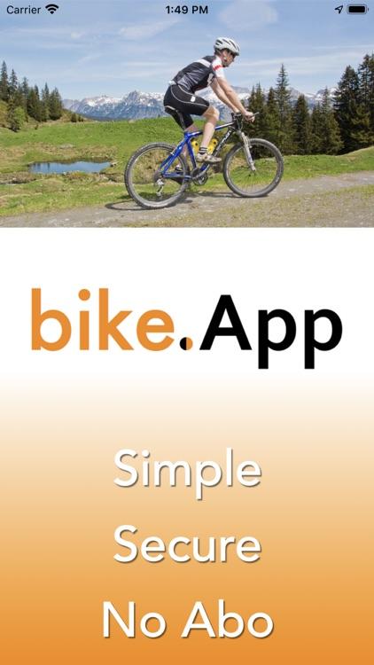 bike.App - GPS for Cycling screenshot-9