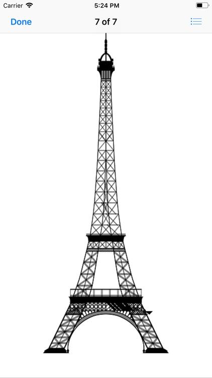 Eiffel Tower Paris screenshot-7