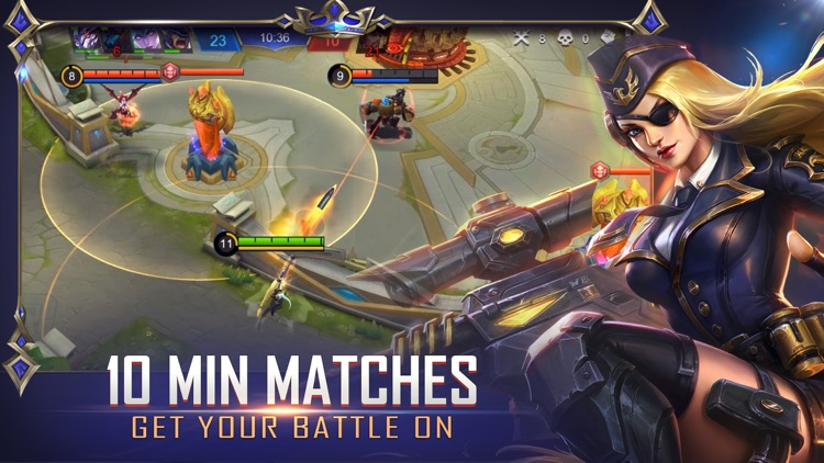Mobile Legends: Bang Bang screenshot-3