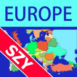 Map Solitaire Europe by SZY