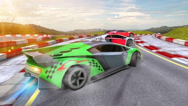 Speed Car Drift Racing Arena screenshot-3