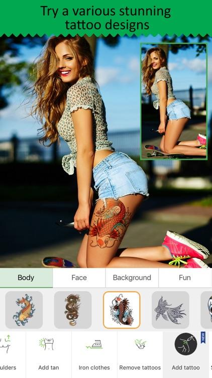 Retouch Me: Body & Face Editor screenshot-4