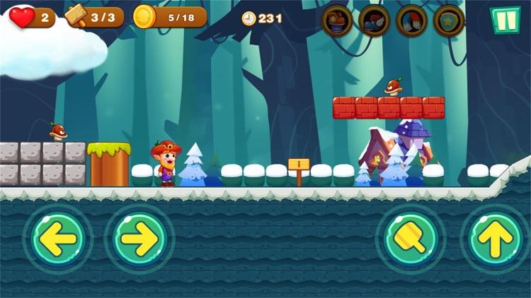 超级大冒险:经典丛林跑酷游戏