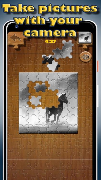 Jigsaw Puzzle: Photo Art