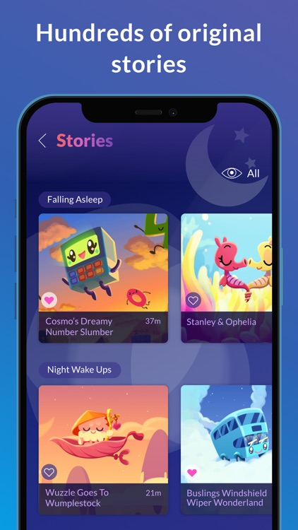 Moshi: Kids Sleep & Meditation screenshot-6