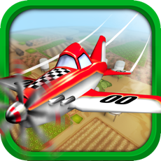 Activities of Plane Heroes - Best Free Flight Game with Easy Control and Cartoonish 3D Graphics