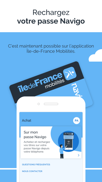 messages.download Île-de-France Mobilités software