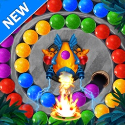 Marble Shooter - Zumba Classic