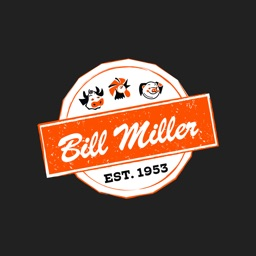 Bill Miller Sticker Pack