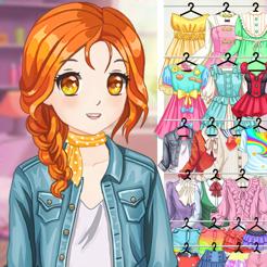 Anime Juegos De Vestir Chicas En App Store