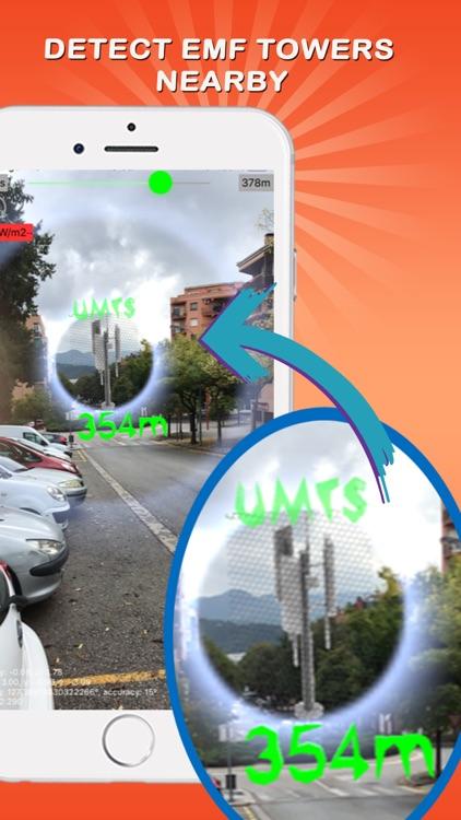 EMF Cell Towers Detector screenshot-3