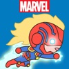 Captain Marvel Stickers