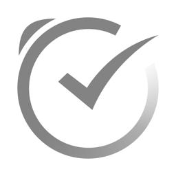 Ícone do app Due — Lembretes + Timer