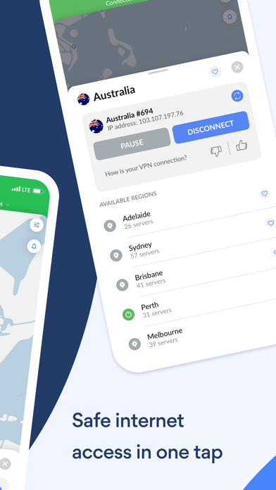 NordVPN: VPN Fast & Secure Screenshot