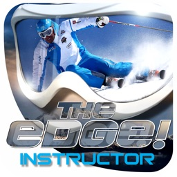 The edge UPS Ski instructor