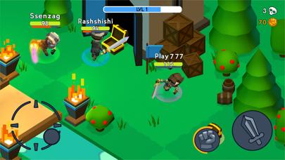 HeadHunters io: Battle Royale screenshot 4