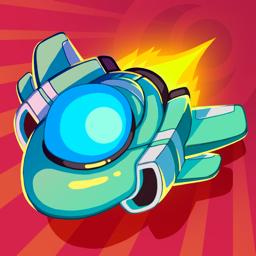 Ícone do app Space Cycler