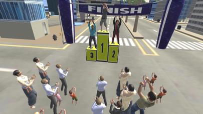 Marathon Training Straße RasseScreenshot von 3