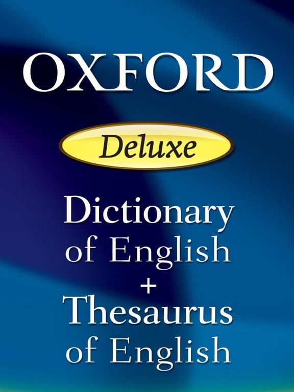 オックスフォード英英・類語大辞典のおすすめ画像1