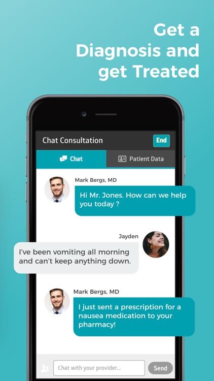 QuickMD - Online Doctor Visits screenshot-3
