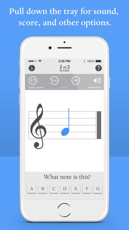 Learn to read music notes screenshot-3