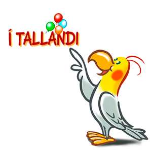 Í Tallandi - Education app