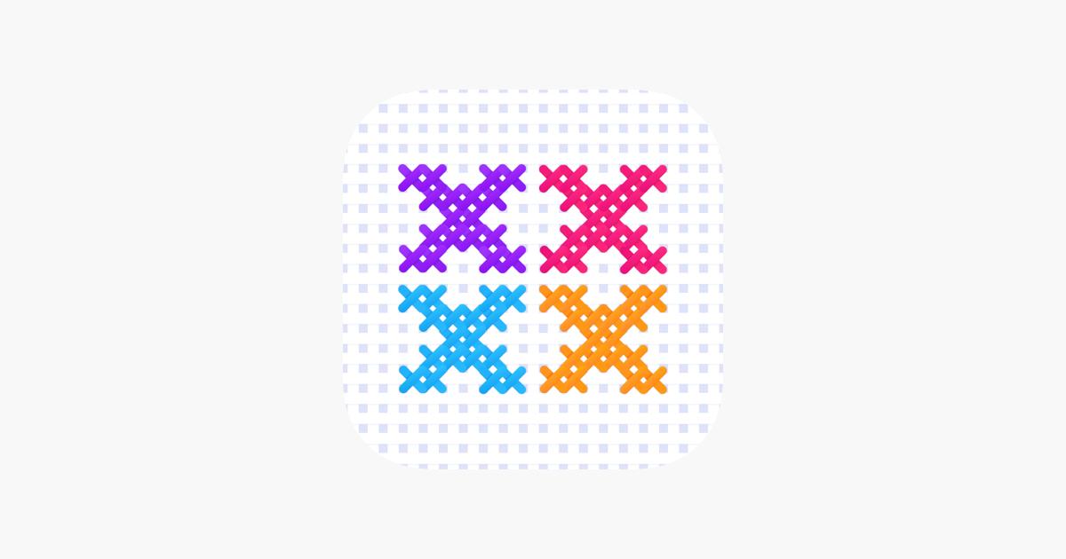Bordado: Punto De Cruz en App Store
