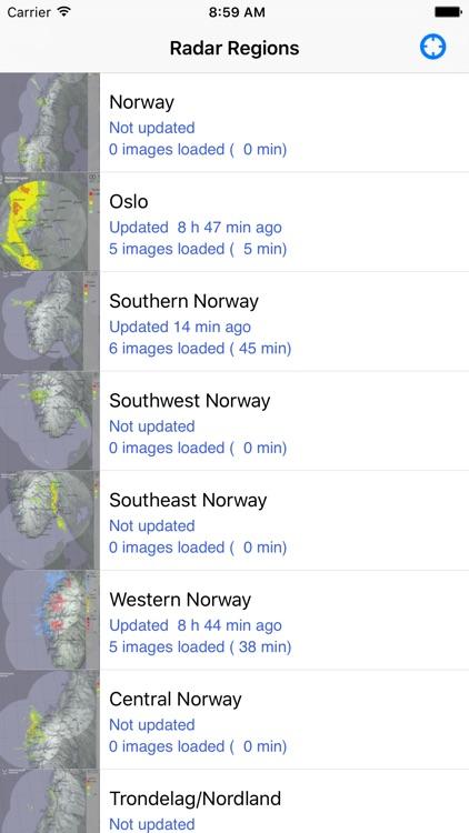 Nordic Radar