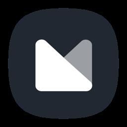 Ícone do app Moon FM - Premium Podcast App