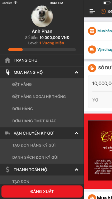 Vua Siêu Tốc screenshot two
