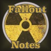 Location notes for Fallout - iPhoneアプリ