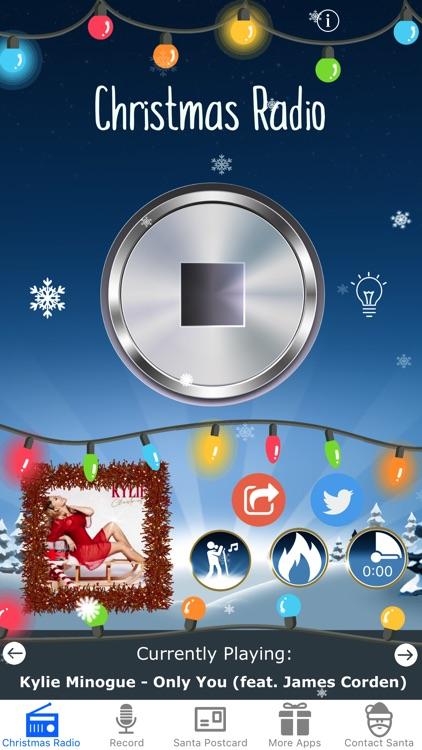 Christmas Radio USA screenshot-4