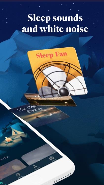 Slumber: Fall Asleep, Insomnia screenshot-9