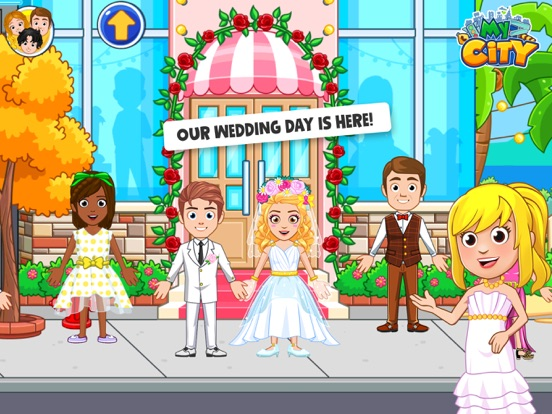My City : Wedding Party screenshot 6