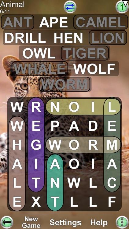 Word Search Ultimate screenshot-4