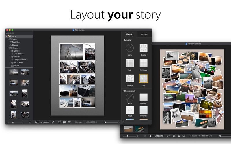 Posterino - Pro Photo Collage Screenshots
